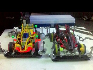 ROJAK VS CHASSIS